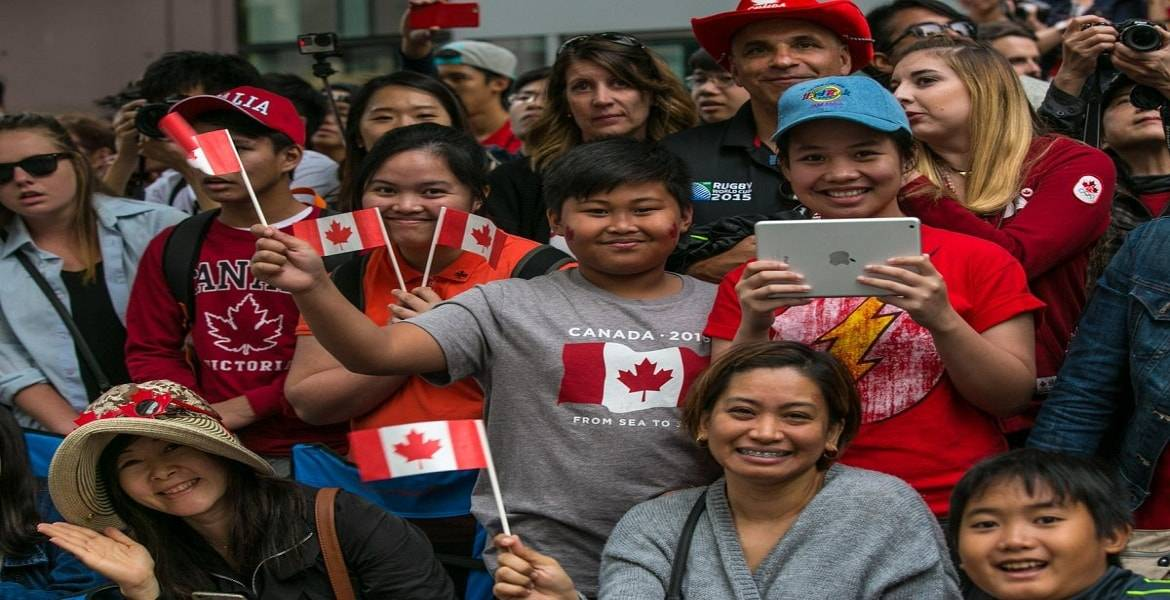 Top 10 Countries Immigrant to Canada in 2019