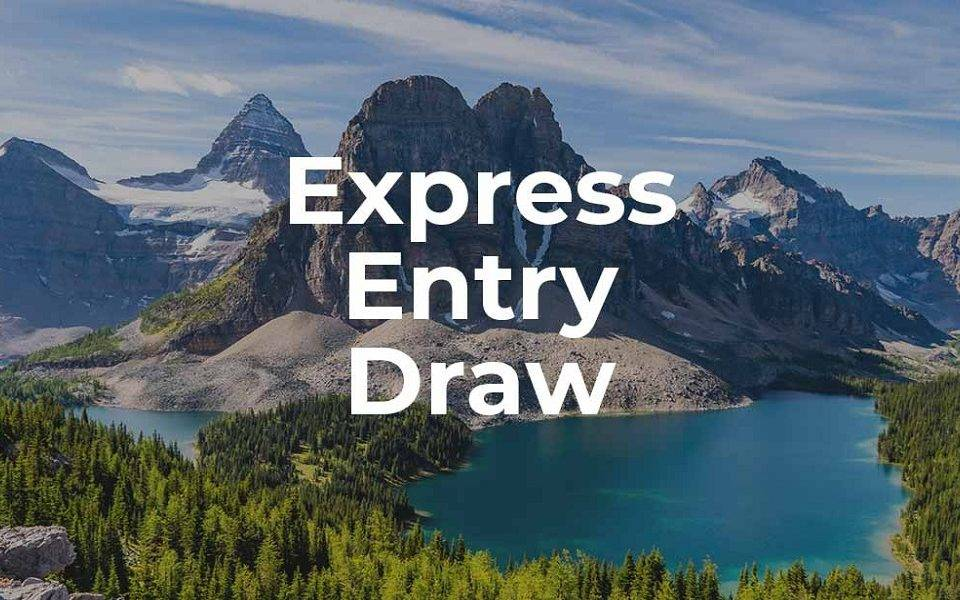 Federal Express Entry Draw 155