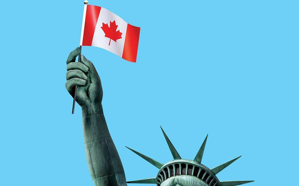 Canada Wins, U.S. Loses In Global Fight For High-Tech Workers
