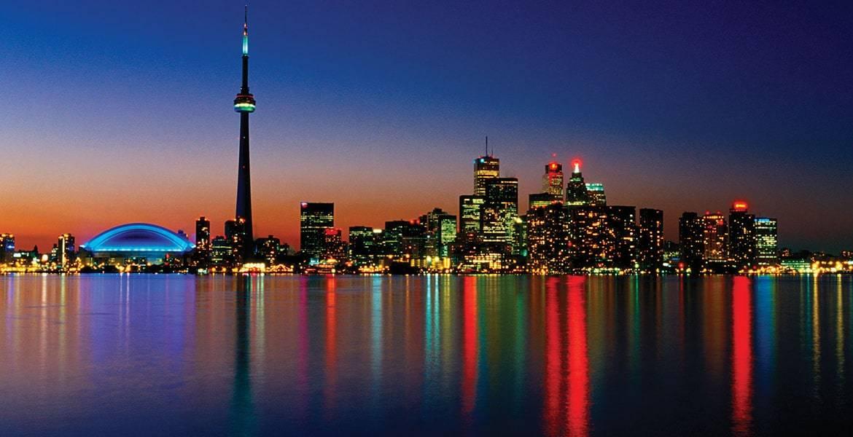 Toronto, Vancouver, Montreal, among the world's greatest cities