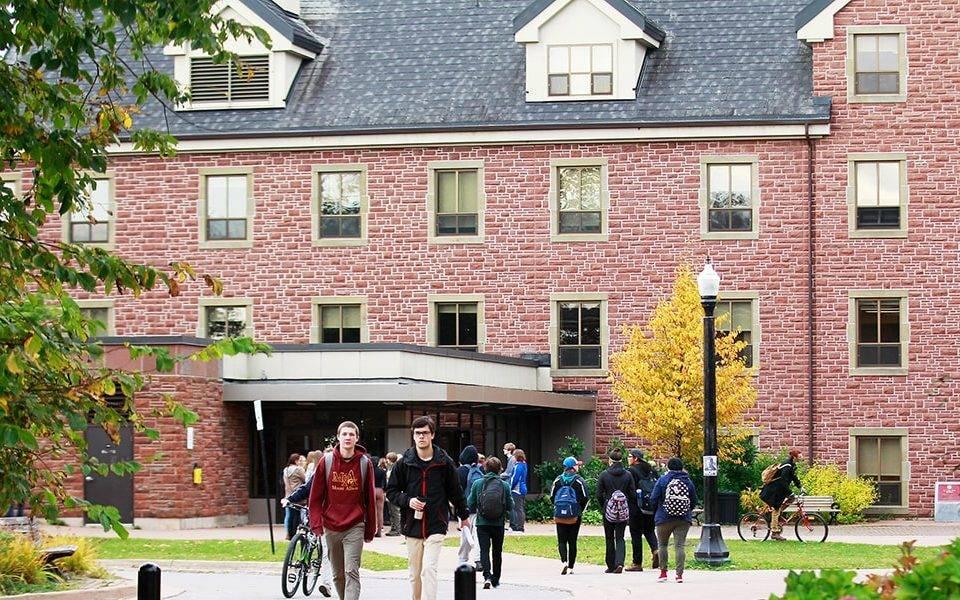New Brunswick best Universities