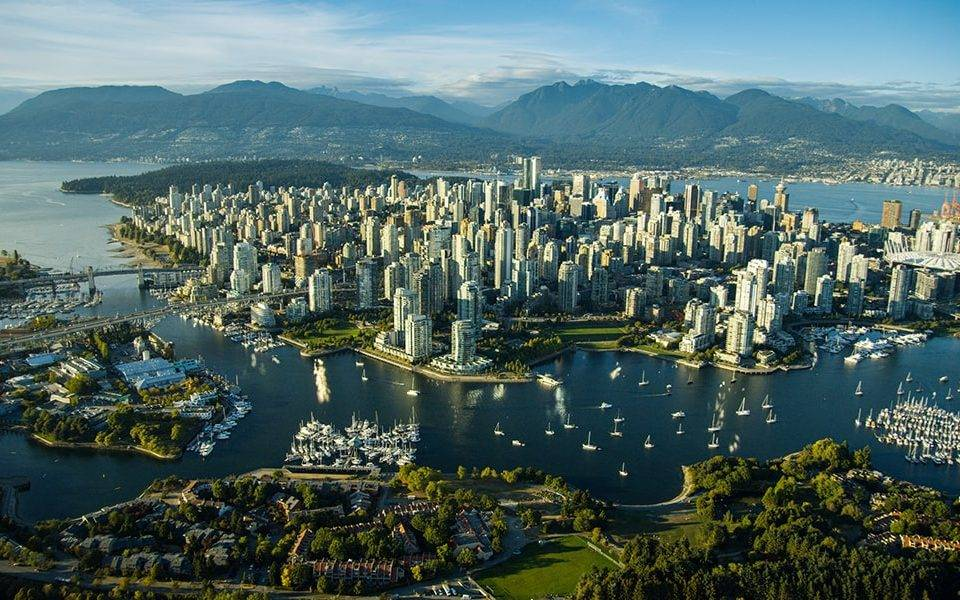 The latest provincial choice of British Columbia