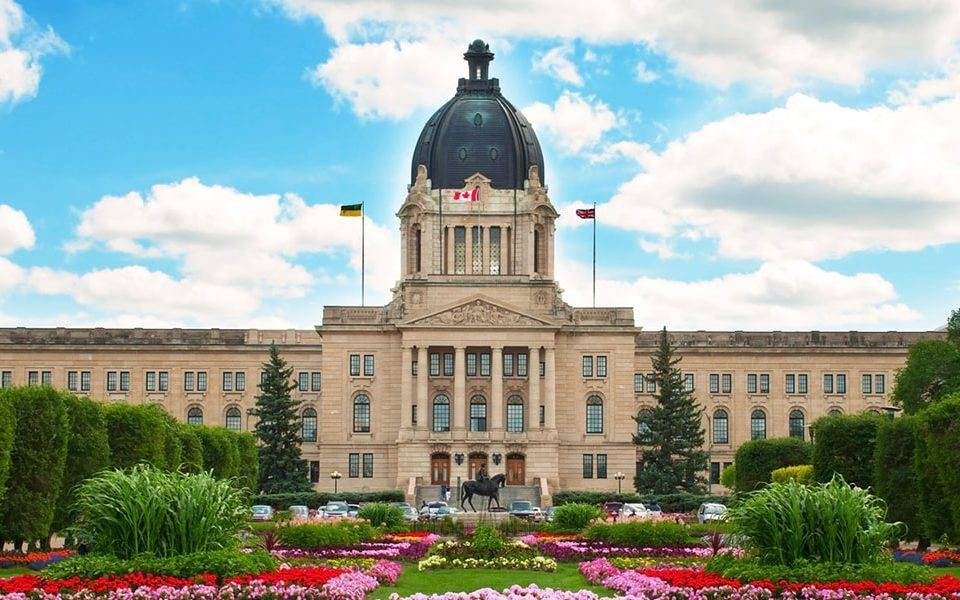 Saskatchewan's latest provincial selection July 8