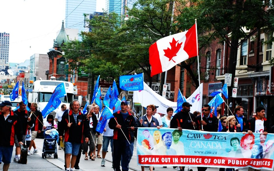 In Canada, Labor Day coincides with the first Monday in September.