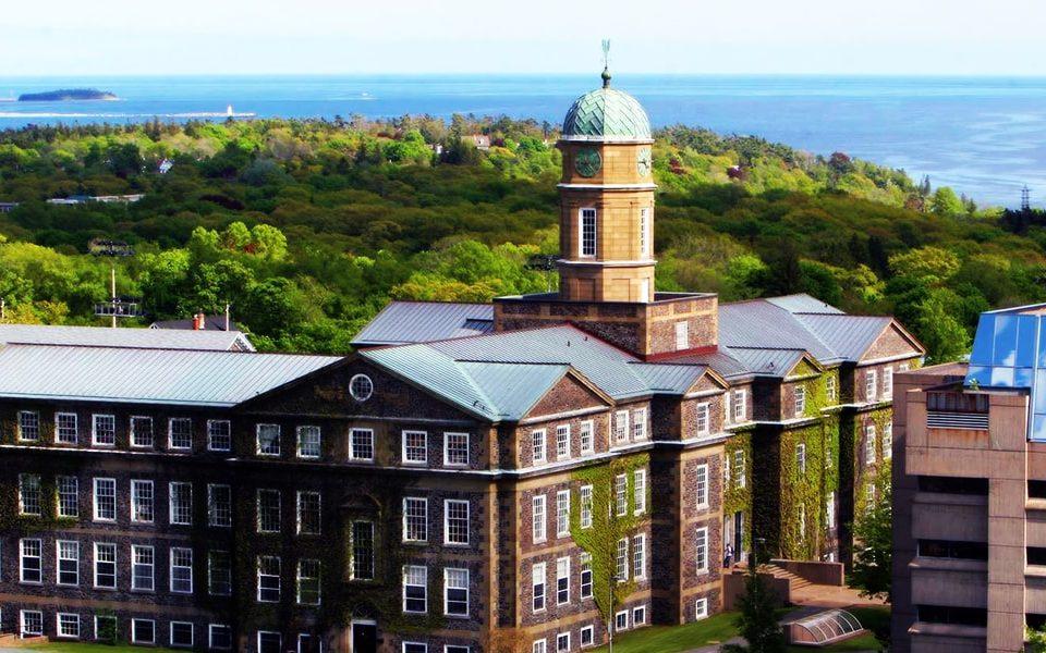 Top Nova Scotia Universities.